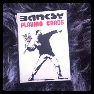 Banksy Playing Card Set